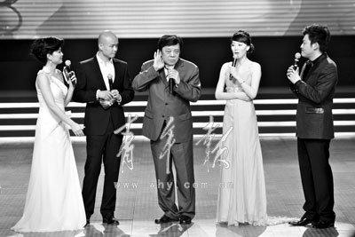上海电视节开幕 赵忠祥:主持人底蕴重在积累
