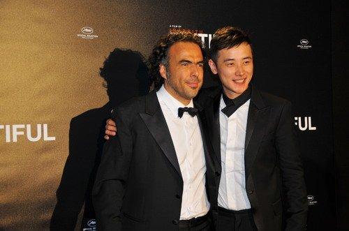 戛纳电影节昨闭幕 《美错》男星称帝罗晋大赞