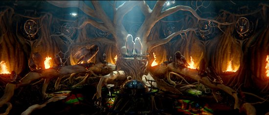 《守卫者传奇》幕后:设计一个猫头鹰王国