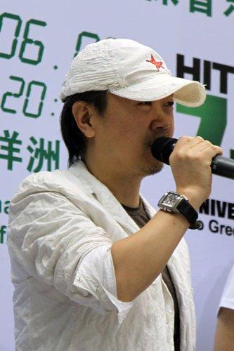 低碳公益音乐会北京启动 崔健牛奶咖啡分享环保