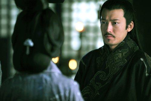 新《三国》孙权尴尬遇小妹 张博:我是真心爱她