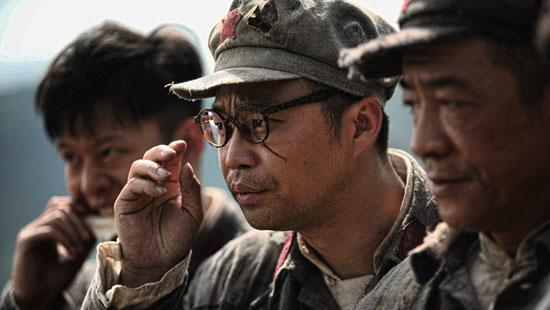 """王迅演""""瞎子""""神枪手 《十送红军》登陆央视"""