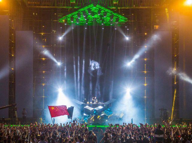 领跑中国edm文化 第二届丛林音乐节将登陆深圳图片