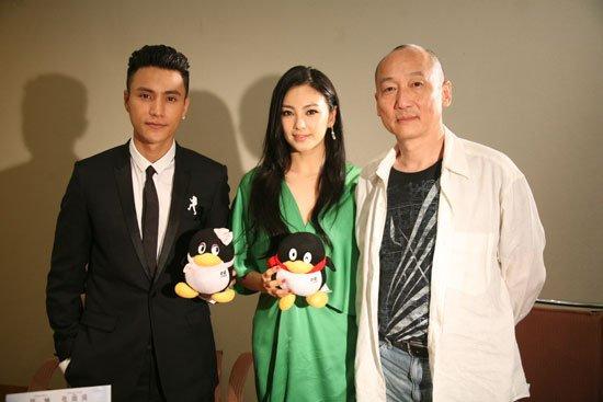 张雨绮谈《钱学森》:与陈坤很快融入夫妻生活