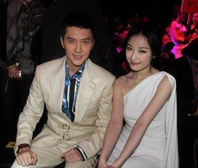 冯绍峰承认与倪妮恋情 隔空示爱称遇到对的人