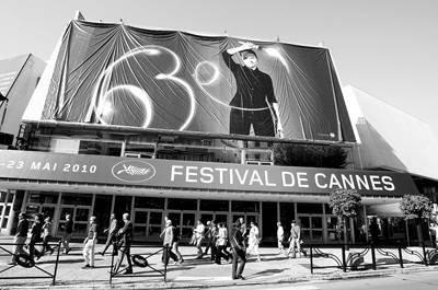 戛纳电影节12日开幕 官方网站首设中文页面