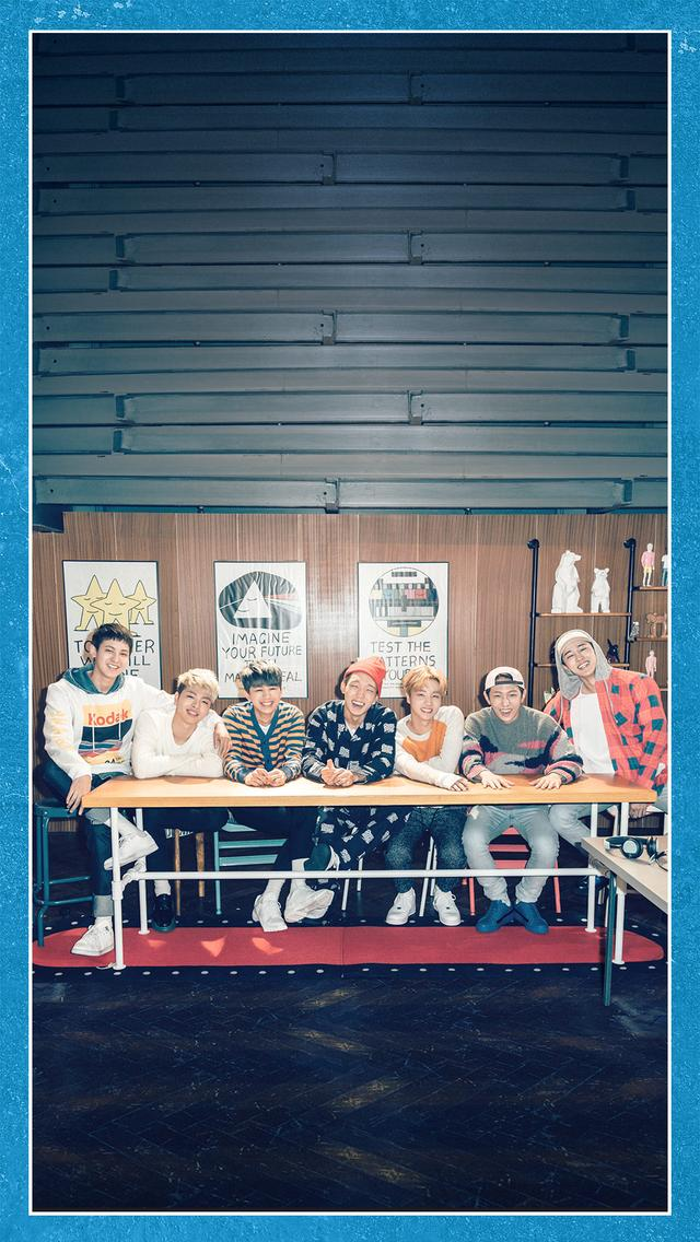 iKON演唱会门票售罄 音乐榜单3连冠证超高人气