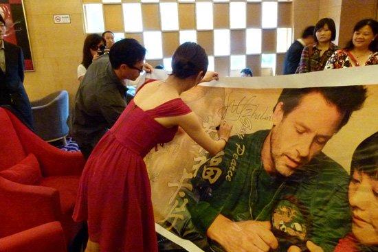 《幸福卡片》金秋上映 盖·皮尔斯首赴中国