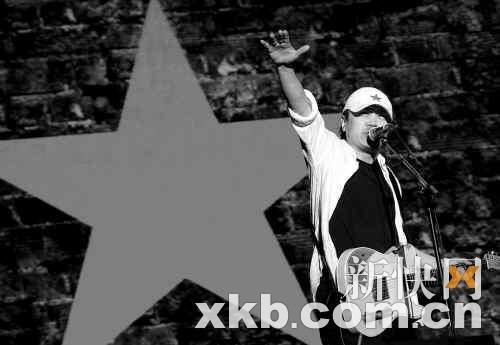 公益音乐会5日晚在世博园举行 崔健高歌为低碳