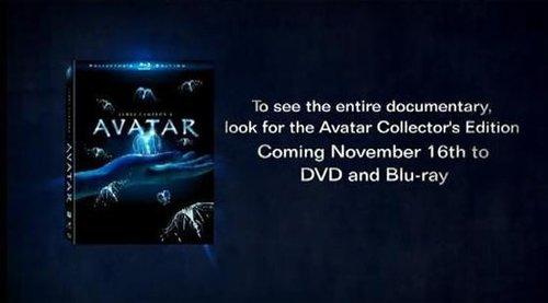 《阿凡达》特别版蓝光碟将收录68分钟删减片段