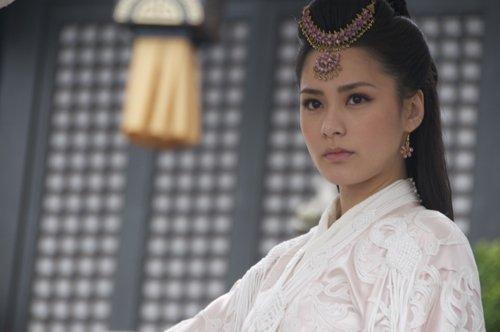 《女娲灵珠》阿娇全新蜕变 穿越变身刁蛮公主