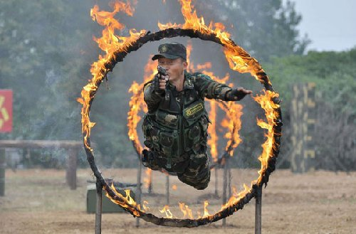 《我是特种兵2》成国庆收视冠军 引发爱国热潮