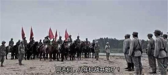 日本网民看抗日神剧:披着抗日外衣的搞笑剧