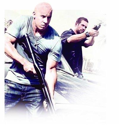 《速度与激情5》5月12日上映 车迷不容错过
