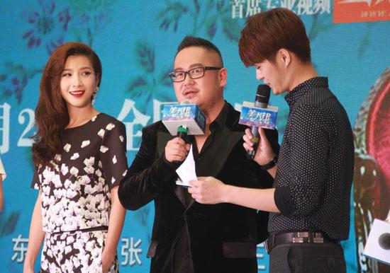 电影《美人邦》获好口碑 导演王伟感恩观众支持