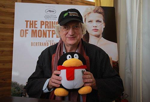 《蒙庞西埃的公主》首映 腾讯独家对话导演主角