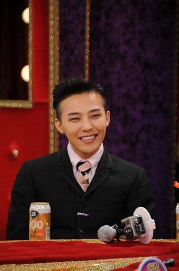 BIGBANG成员GD权志龙出演节目大谈恋爱技巧(图)