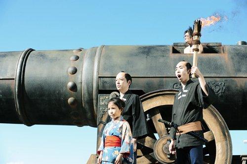 日本电影周末票房排行:《加勒比海盗4》四连冠