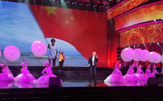 平安献声中国梦主题演唱会 为国人发声凝聚力量