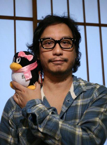 专访彭顺:拍《梦游3D》我和李心洁分居三个月