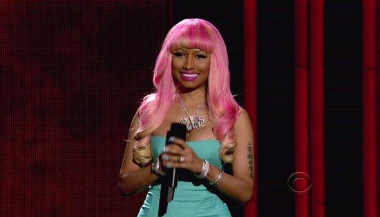 Nicki Minaj新歌MV被禁播 电视台没有给予回应