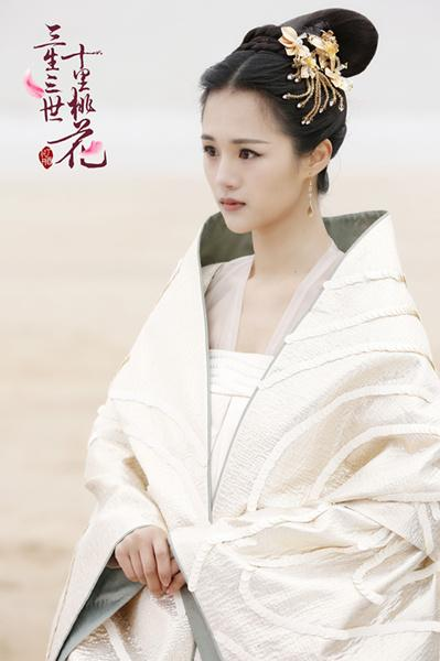 《三生三世十里桃花》 安悦溪动情演绎虐哭观众