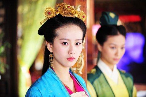 刘诗诗《天涯织女》表现亮眼 演绎刁蛮公主