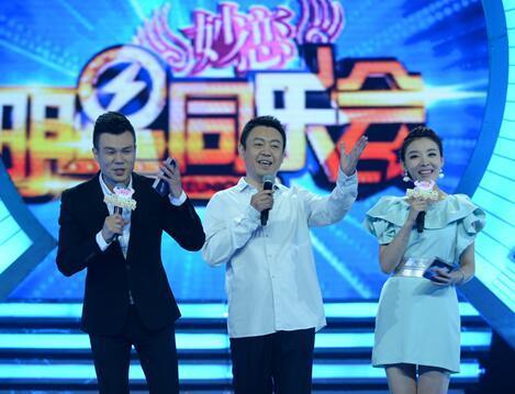 儒雅男人杨柳做客《明星同乐会》 分享幸福人生