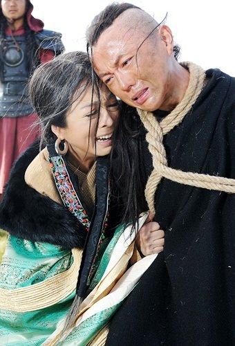 童星身份爆红荧幕的青年演员谢苗,此番首次饰演一个来自蒙族高清图片