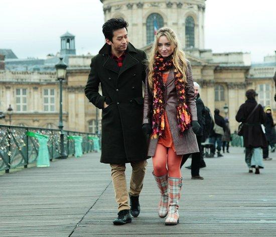 《巴黎宝贝》首周票房千万 口碑不俗有望成黑马