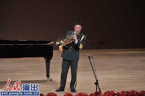查尔达什》和铜管五重奏《踏上a列车》等11首著名独奏、重奏