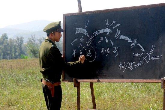 《战火西北狼》江苏卫视独播 曝光三大看点
