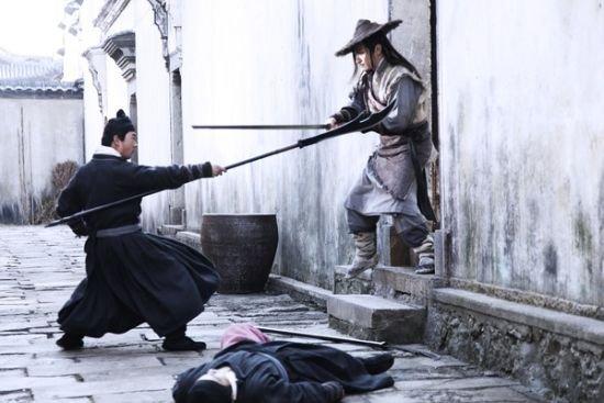 《倭寇的踪迹》今日上映 新武侠挑战惯性审美