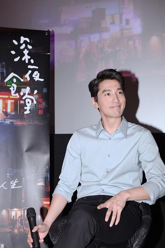 《深夜食堂》赵又廷被曝生活中很受孩子欢迎