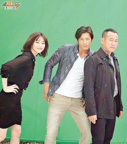 林保怡唐泽《六个陌生人》开播 宣传惊历地震