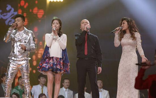 《好声音》冠军争夺战:不失误比秀唱功更重要