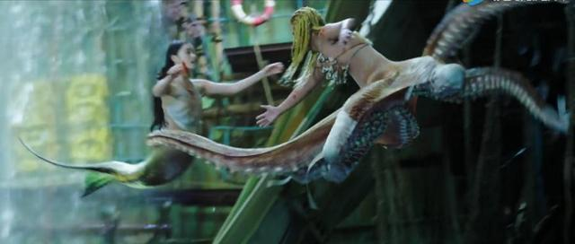 周星驰说客串当演员,徐克为《美人鱼》还要美女网红快手排行榜图片