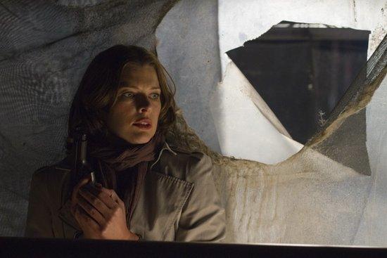 《幻影追凶》将映 《生化危机5》女战神转型