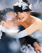 Selina生日大婚 任爸:你们一定要狠狠的幸福