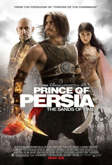 香港票房:《波斯王子》夺冠 暑期档大战打响