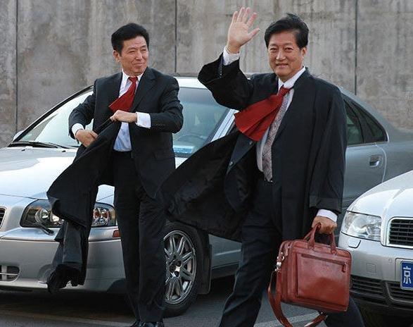 李家律师张起淮:李某某对十年刑期有恐惧感
