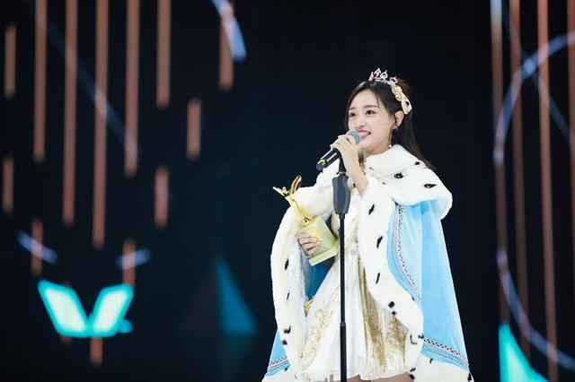 SNH48黄婷婷:明年总选举,我的目标是第一名
