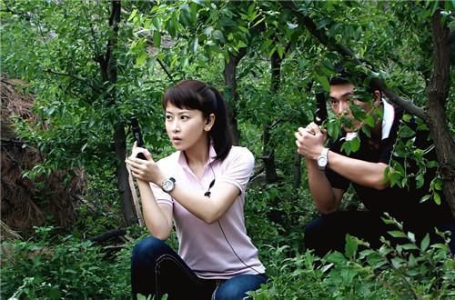 《清网行动》刚中带柔 李勤勤毛俊杰演女警