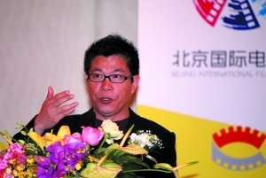 华谊兄弟王中军:中国电影只缺人才不缺钱