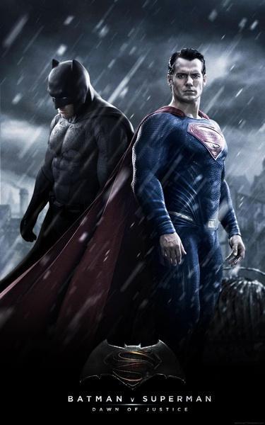 为避《美国队长3》 《蝙蝠侠大战超人》提档