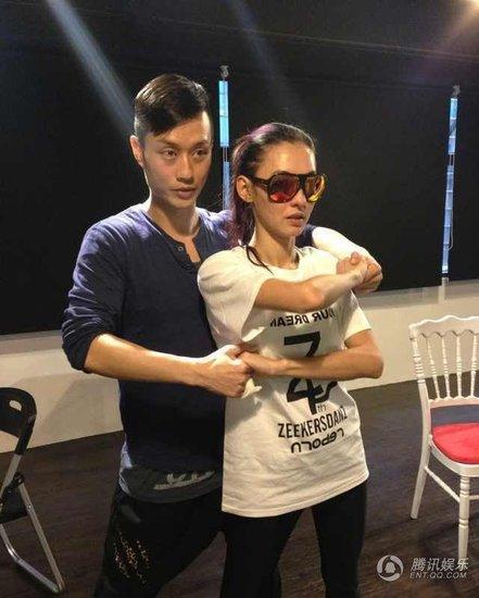 张柏芝缺席《舞出我人生》 腰伤复发需修养两月