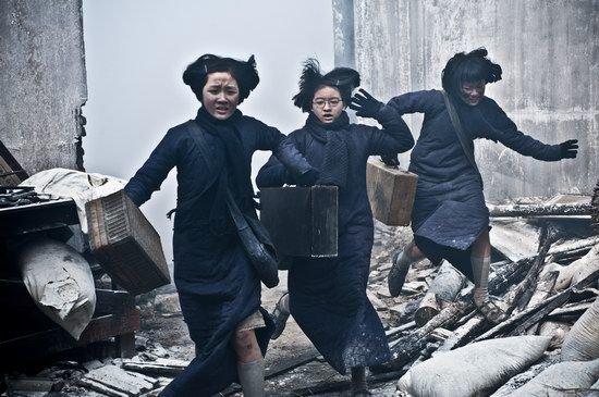 《金陵十三钗》代表中国参与奥斯卡外语片争夺