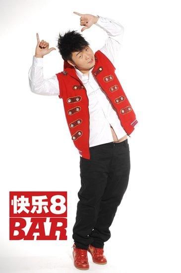 《快乐8》专访杜海涛:大笑三声,我是杜海涛
