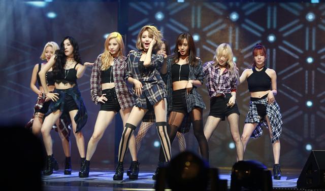 以后,看韩星演唱会可以不用去韩国!