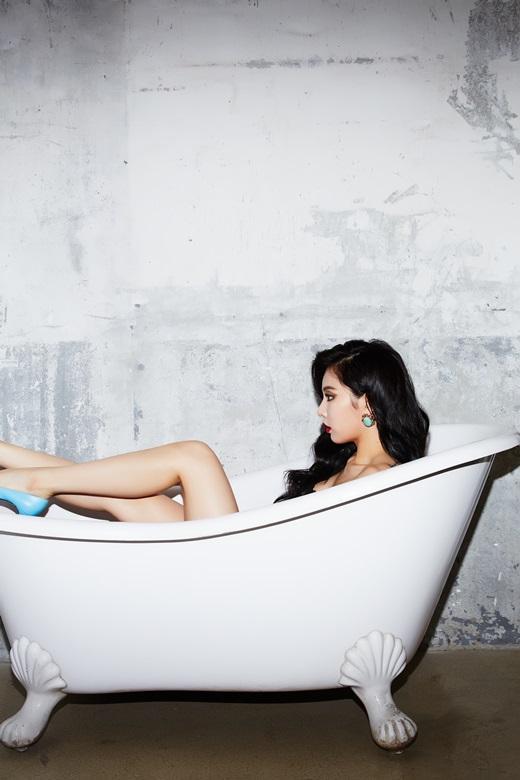独家对话韩国女歌手泫雅:性感说明我敬业